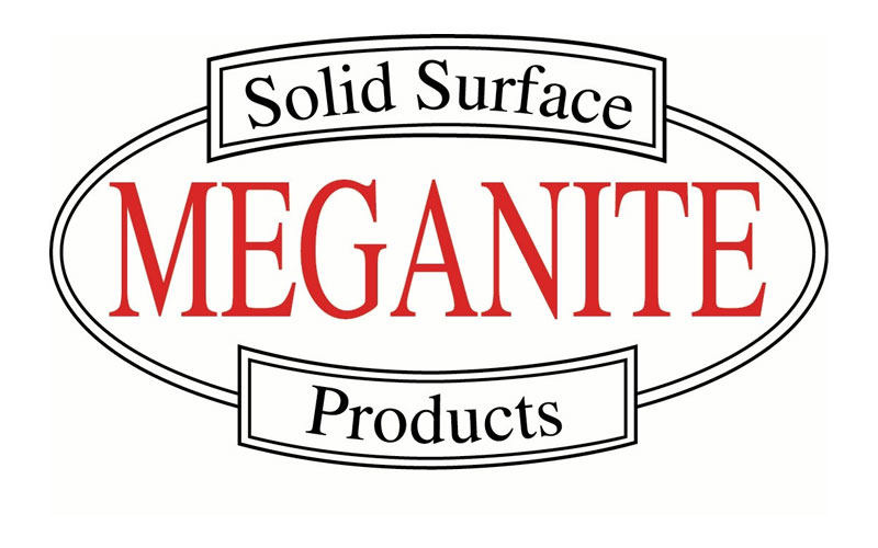 Solid Surface Meganite Products